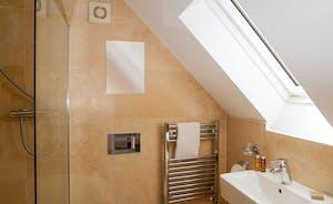 Foxcombe - En suite shower room for Bedroom 6
