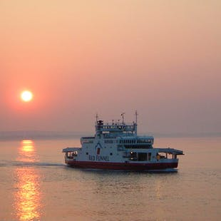 Discounted Red Funnel Ferry Travel