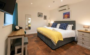Churchill 30 - Bedroom 10 sleeps 2 in zip and link beds - so superking or twin, it's up to you