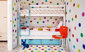 Dotty Bedroom