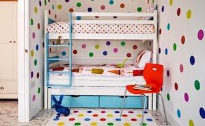 Dotty Bedroom