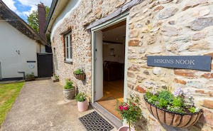 Siskins Nook, Stonehayes Farm - One of five holiday cottages at Stonehayes Farm