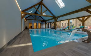 Croftview - Group accommodation with a private indoor pool