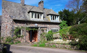 Bossington Hall - Gate Cottage sleeps a further 6 guests (charged extra)
