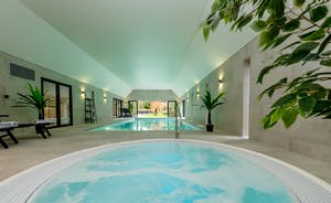 Kingshay Barton - Large holiday house in Somerset with indoor pool