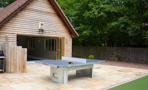 Ramscombe - Outdoor table tennis for kids of all ages!