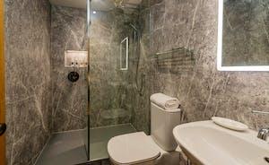 Kingshay Barton - The en suite shower room for Bedroom 7  (Venley)