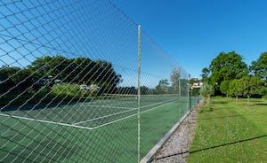 Asham House - Anyone for tennis?
