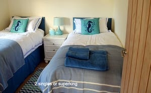 Bedroom 2 (Twin or Superking)
