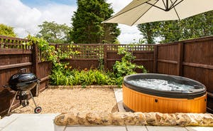 Stables Private Hot Tub