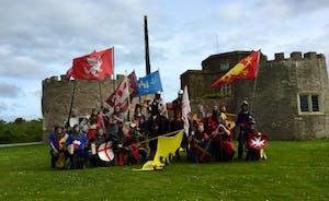 Medieval Boys Weekend