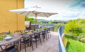 The Benches - This is such an amazing spot for alfresco dining - look at those views!
