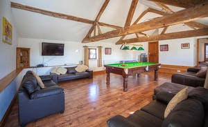 Lowe Farmhouse Games Room