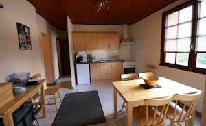 Ground floor kitchen/diner