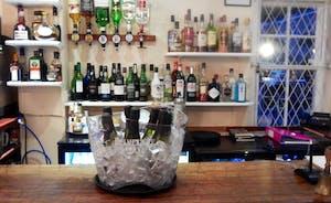 Forest House bar