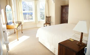 Culmbridge House - Bedroom 3 is a spacious room that can have a superking or twin beds