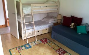 Junior Bedroom for 2-4 children