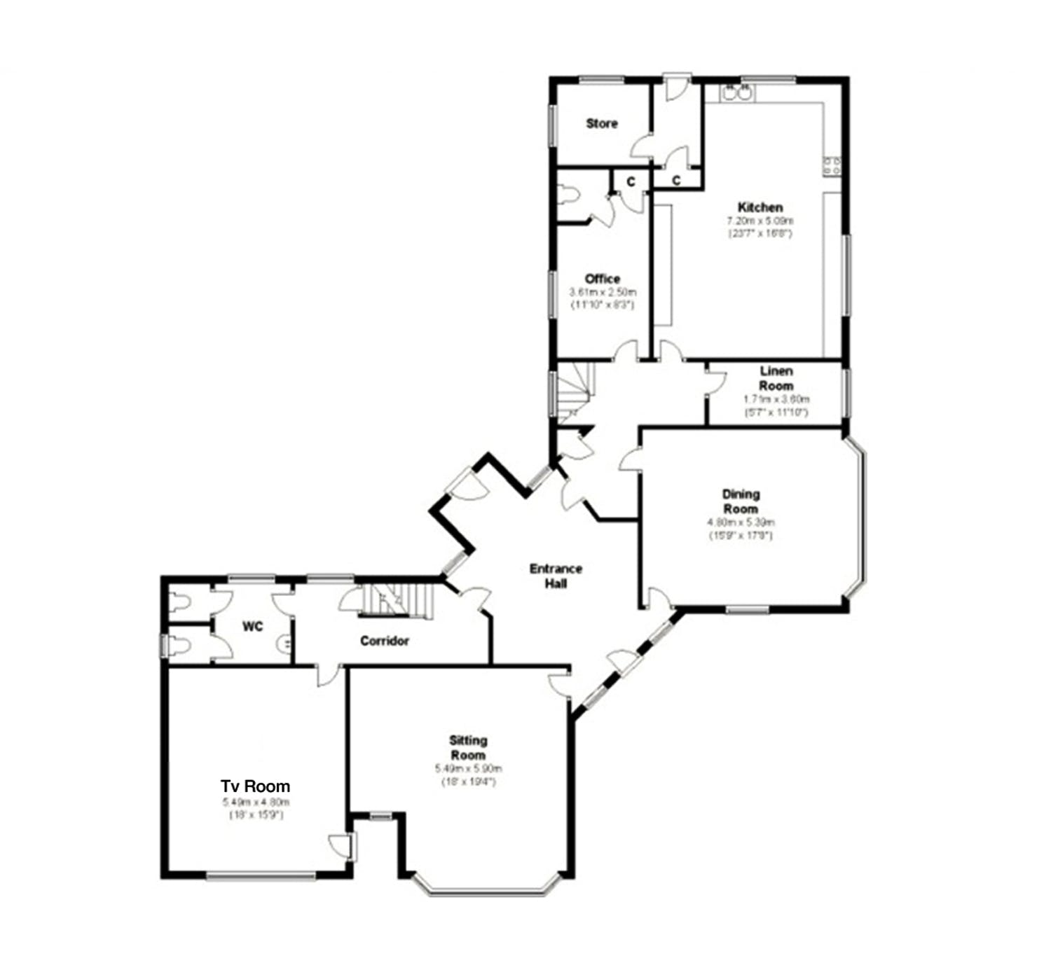 Beach house floor plans house plan 2017 for Coastal house floor plans