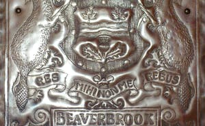 Beaverbrook 30 -  The Beaverbrook coat of arms