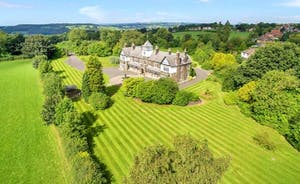 Peak Manor - Country house to hire for weddings, events, photo shoots and filming