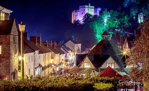 December - Dunster By Candlelight