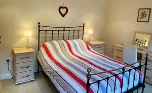 Brooklyn Barn bedroom