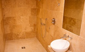 Ham Bottom - Bedroom 1: with an access friendly wet room