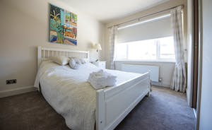 9 Blackfriars double bedroom