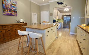 Sandfield House - An amazing holiday house for family holidays and celebrations