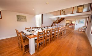 Croftview - The dining area will have a bespoke table to seat all