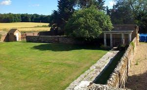 Secure walled garden