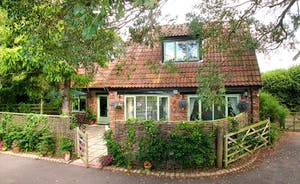 Cornflower Cottage Exterior