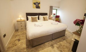 Beaverbrook 30 - Bedroom 3 - Zip and link beds give you the option of a superking or twin sleeping arrangements