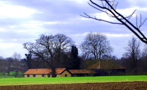 Duleep Singh Barn at Blo Norton Hall