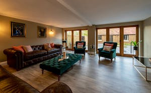 Kingshay Barton - Such a beautiful spacious house for your large family holiday in Somerset