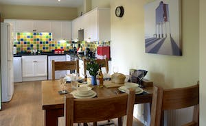 Kitchen At Cornflower Cottage