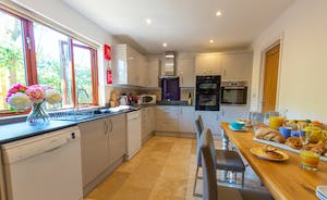 Thorncombe - A light and airy kitchen makes all the difference