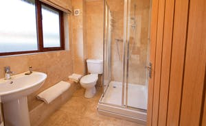 Thorncombe - Bedroom 1 has an en suite shower room