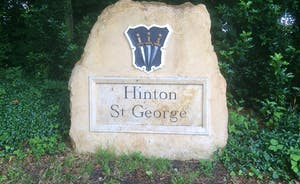 Croftview - The property is within walking distance of the Somerset village of Hinton St George