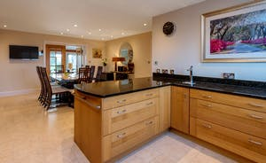 Herons Bank - You can't beat a lovely big kitchen!