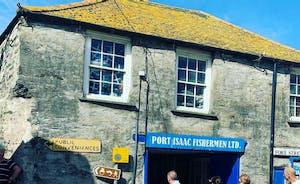 Port Isaac Fish Cellars