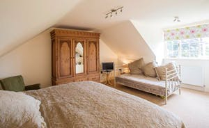 Upton Bourn Lodge self catering in Glastonbury
