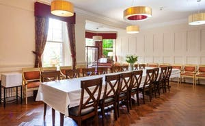 Peak Manor - Enjoy a celebration dinner in the Dining Room