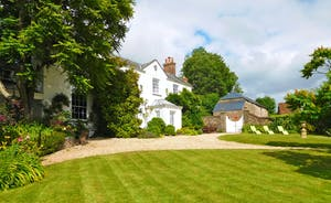 Berry House - A delightful Grade II listed country house on the edge of Exmoor