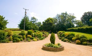 Beautiful Gardens at Millgrove House