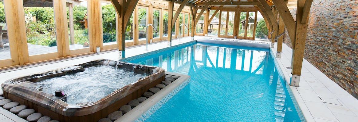 Henfield Barn Holidays For 15 With Indoor Pool Sleeps 12