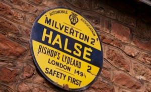 Halse Sign