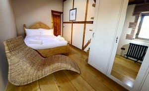 Bedroom 6 with en suite shower room