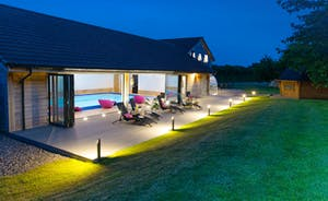 Fuzzy Orchard - A private setting with all you could possibly need for a relaxing large group stay