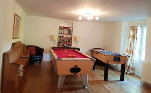 Riversdale Lodge Pool & Football Tables